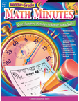 Middle Grade Math Minutes