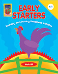 Early Starters - Reading & Writing Readiness