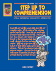 Step up to Comprehension