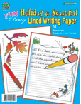 Fun & Fancy Lined Writing Paper