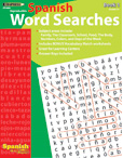 Spanish in a Flash Word Searches