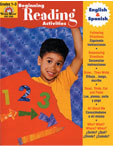 Beginning Reading Activity Book English/Spanish
