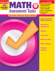 Math Assessment Tasks