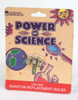 Power of Science Quantum Big Screen Replacement Bulbs 3 pack