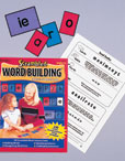 Scrambled Word Building Cross Curricular Book