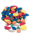 Hands-On Soft Pattern Blocks