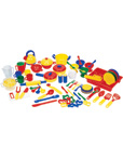 Plastic Kitchen Play Set