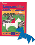 Tangramables Book with Tangram