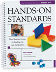 Teaching with Math Manipulatives Book