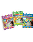 Spin & Match Books