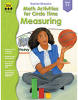 Math Activities for Circle Time