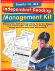Ready-to-Use Independent Reading Management