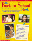 The Back-to-School Book  Grades 3-6