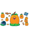 Pumpkin Pals Bulletin Board Set