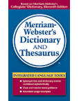 Merriam-Webster's Dictionary/Thesaurus