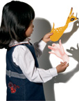 Shadow Puppet Cut Outs