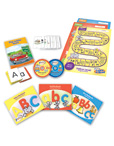 Hooked On Phonics Learn to Read Clamshell Kit