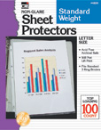 Principal Grade Top Loading Sheet Protectors