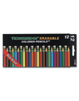 Colored Erasable Pencils