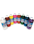 Washable Glitter Activity Paint