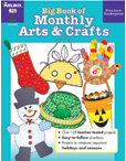 Big Book of Monthly Arts/Crafts