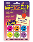 StikkiCLIPS Shapes