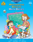 Bilingual Math Basics Workbooks
