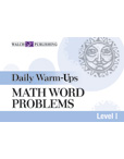 Daily Warm Ups: Word Problems