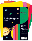 Astrobrights Paper Assortments