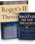 Roget's II: The New Thesaurus Third Edition