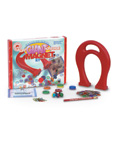 Super Giant Horseshoe Magnet Kit