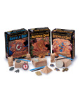 Buried Treasure Reusable Archaeology Kits