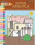 All About America Color & Learn Books