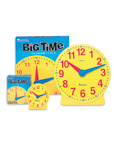 Big Time Learning Clocks