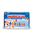 Penguins On Ice Math Activity Set
