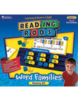 Word Families Reading Rods Classroom Kit