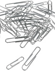 Smooth Paper Clips