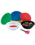 Plastic Painting Bowls