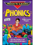 Phonics CDs, Cassettes,and DVDs