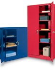 Standard Colorful Storage Cabinets