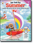 Set Sail for Summer Activity Books