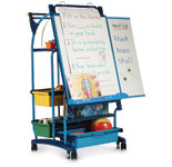 Classroom Teaching Carts & Easels
