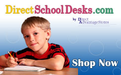 DirectSchoolDesks.com. Shop Now.