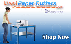 DirectPaperCutters.com. Shop Now.