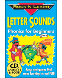 vintage rock n learn cassette book letter sounds rock n learn letter sounds phonics for beginners at 192